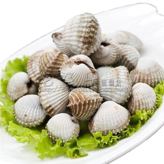 温州特产血蛤 花蛤贝类赤贝 海鲜鲜活海产品血蚶 菜市场 非北极贝